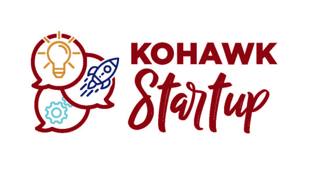 Students receive $2,000 and entrepreneurial experience at Kohawk Startup