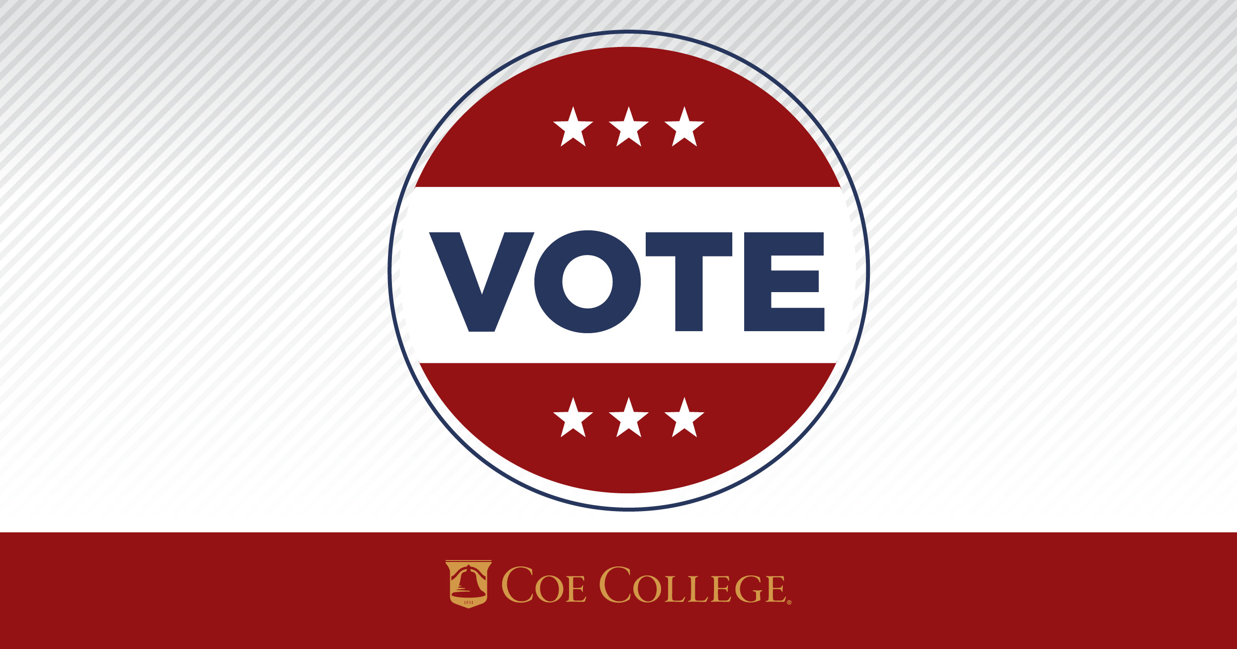 Coe College employees will get paid time off to staff poll sites