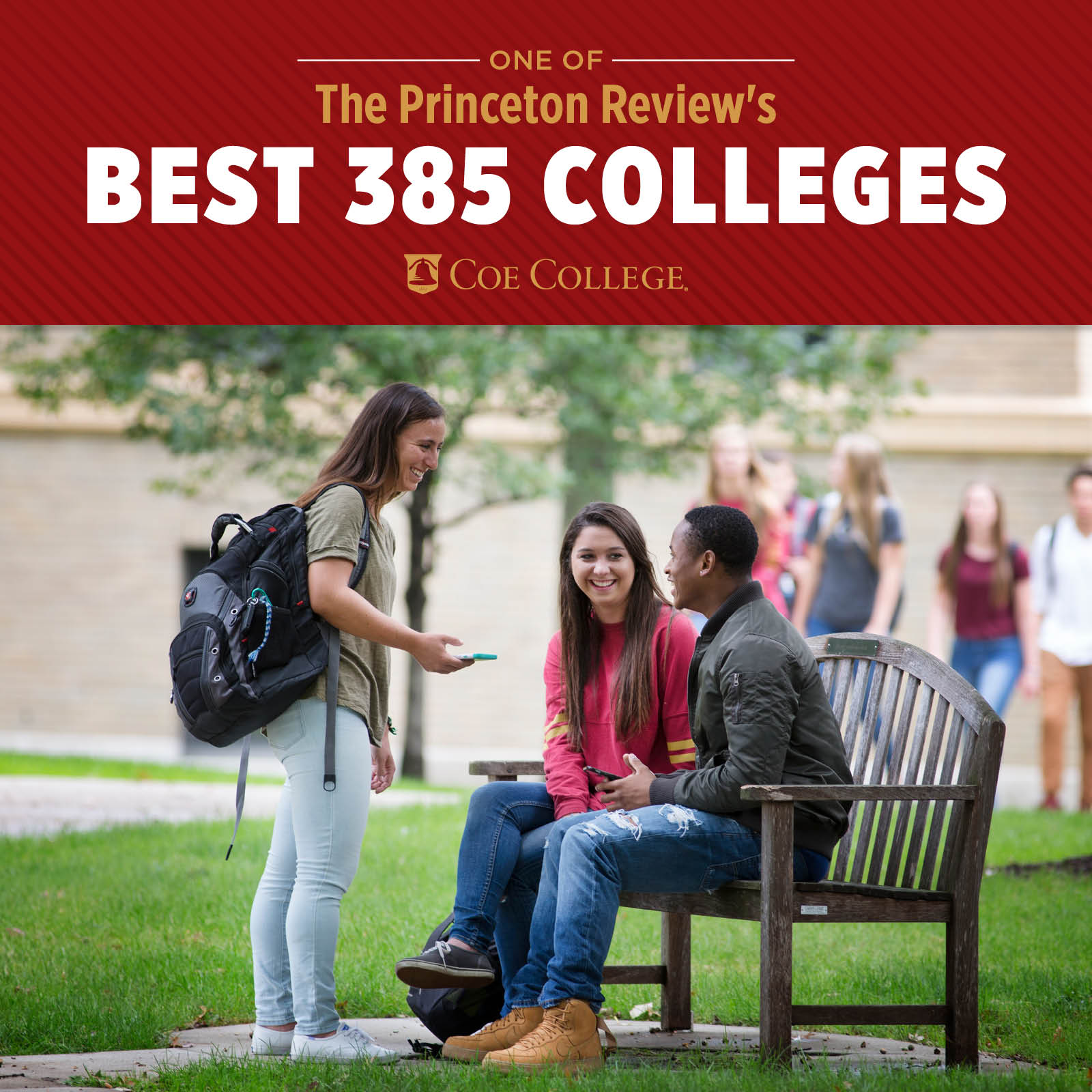 The Princeton Review's Best 385 Colleges