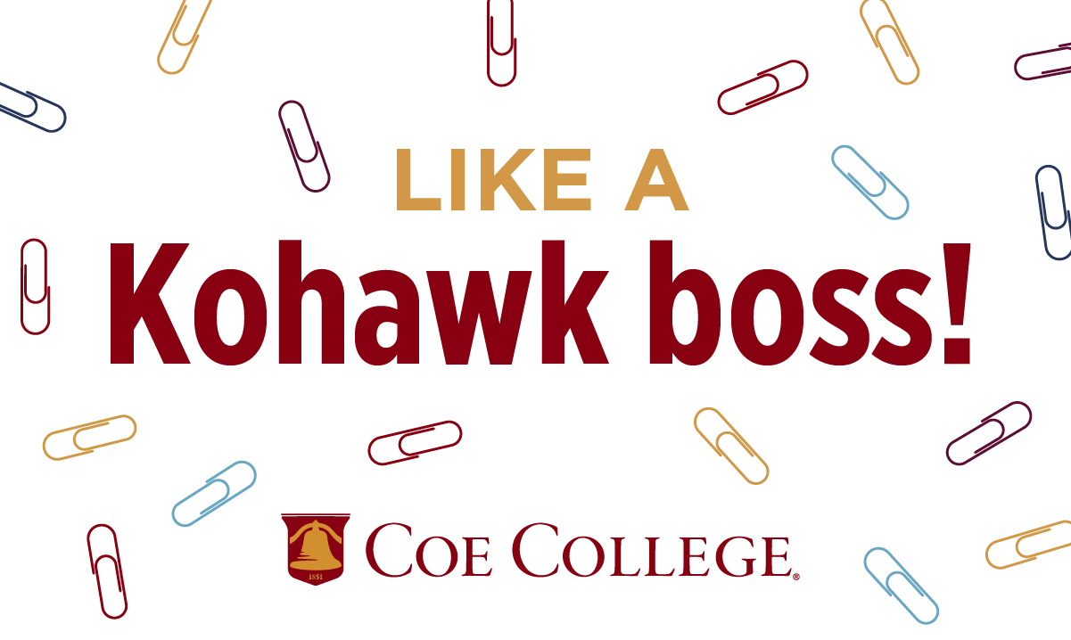 Like A Kohawk Boss