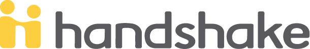 Handshake job search - logo