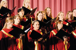 Coe College Chorale