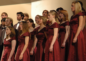 Coe College Concert Choir