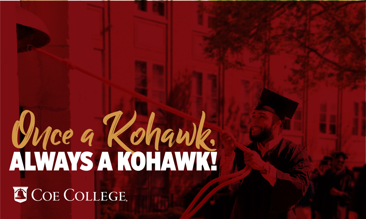 Once A Kohawk, Always a Kohawk