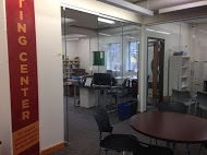 Writing Center in the learning commons