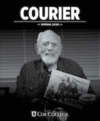 Spring 2020 Courier Cover
