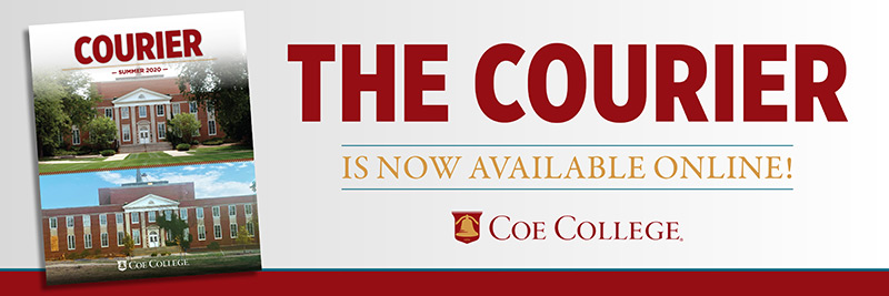 The Courier is now available online
